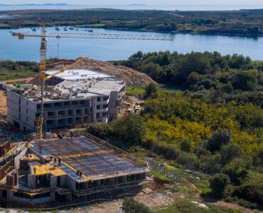 In Ližnjan (Kroatien) entsteht ein neues Aparthotel unter dem Namen Resort Del Mar